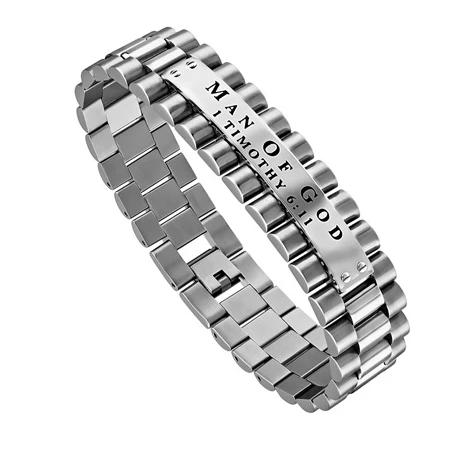 "MLX Bracelet ""Man Of God"""